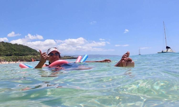 Waimea Bay North Shore Swim