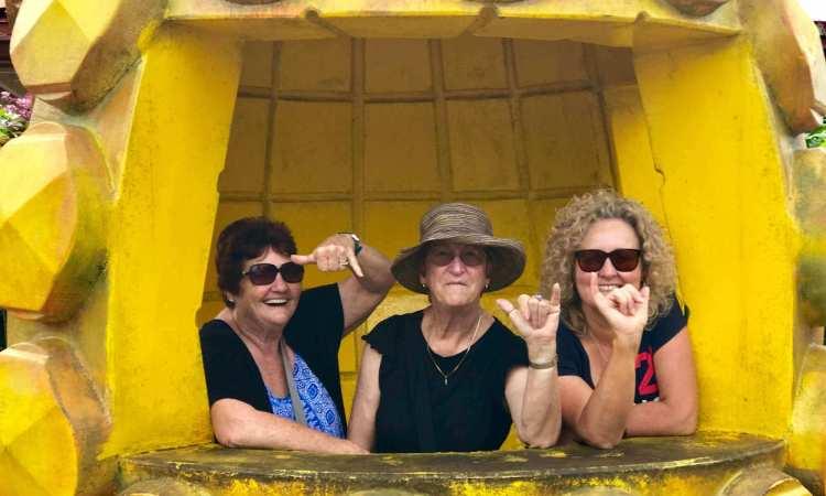 Dole Pineapple Plantation Tours