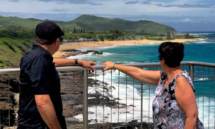 Scenic Oahu Views