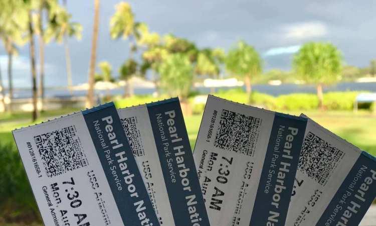 Arizona Memorial Tickets