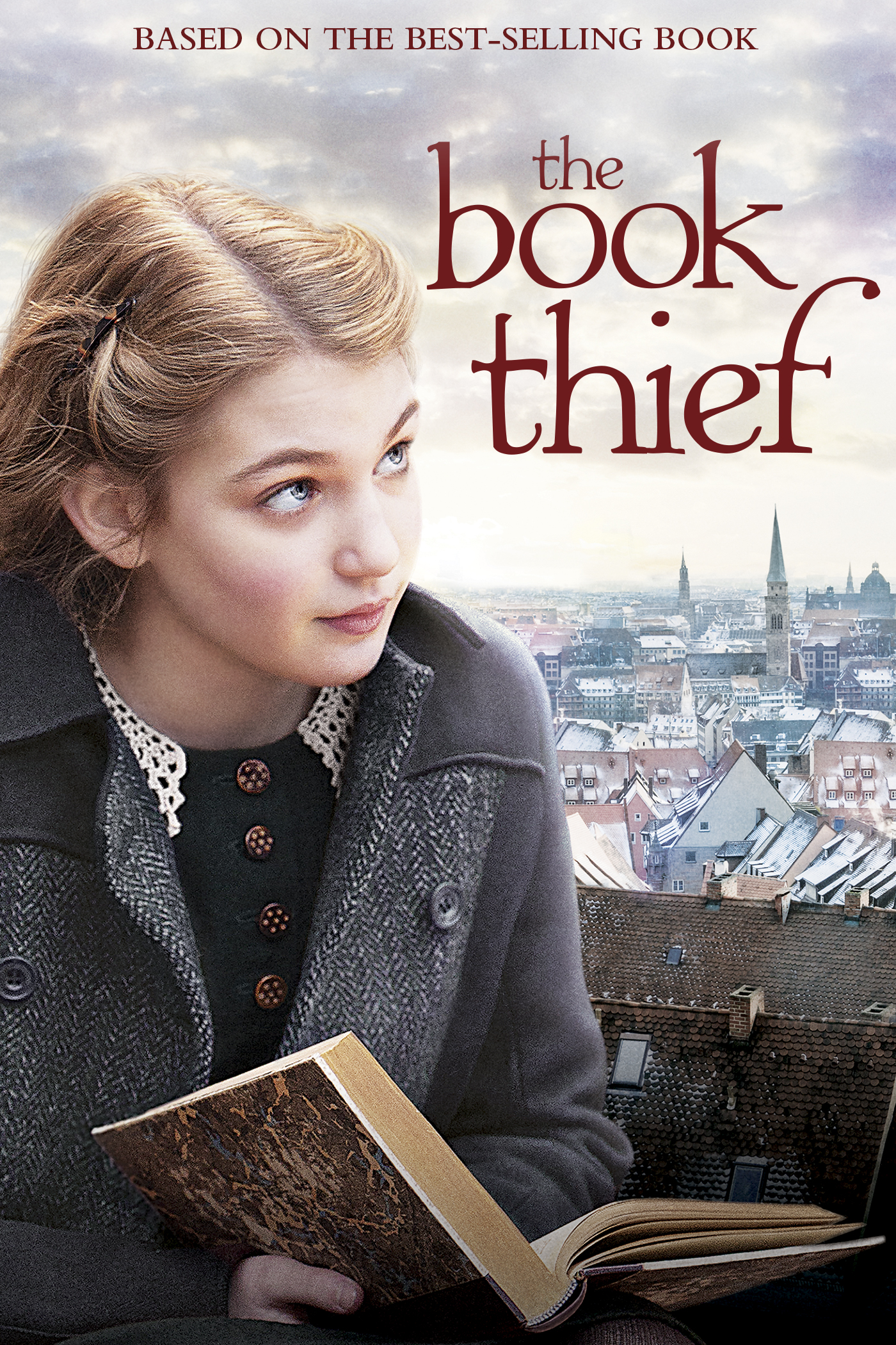 Hcpl S Dvd Of The Month The Book Thief Library Lowdown