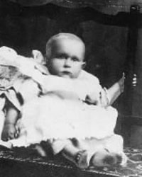 Baby Goodwin Unknown Child Titanic Site Halifax Nova Scotia