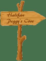 Halifax Peggy's Cove Tour