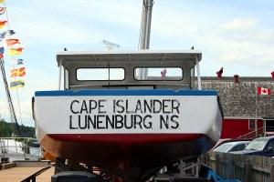 Cape Islander Lunenburg NS