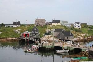 Seaside Village Aspontogan Peninsula