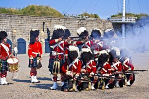 Halifax Citadel Tour