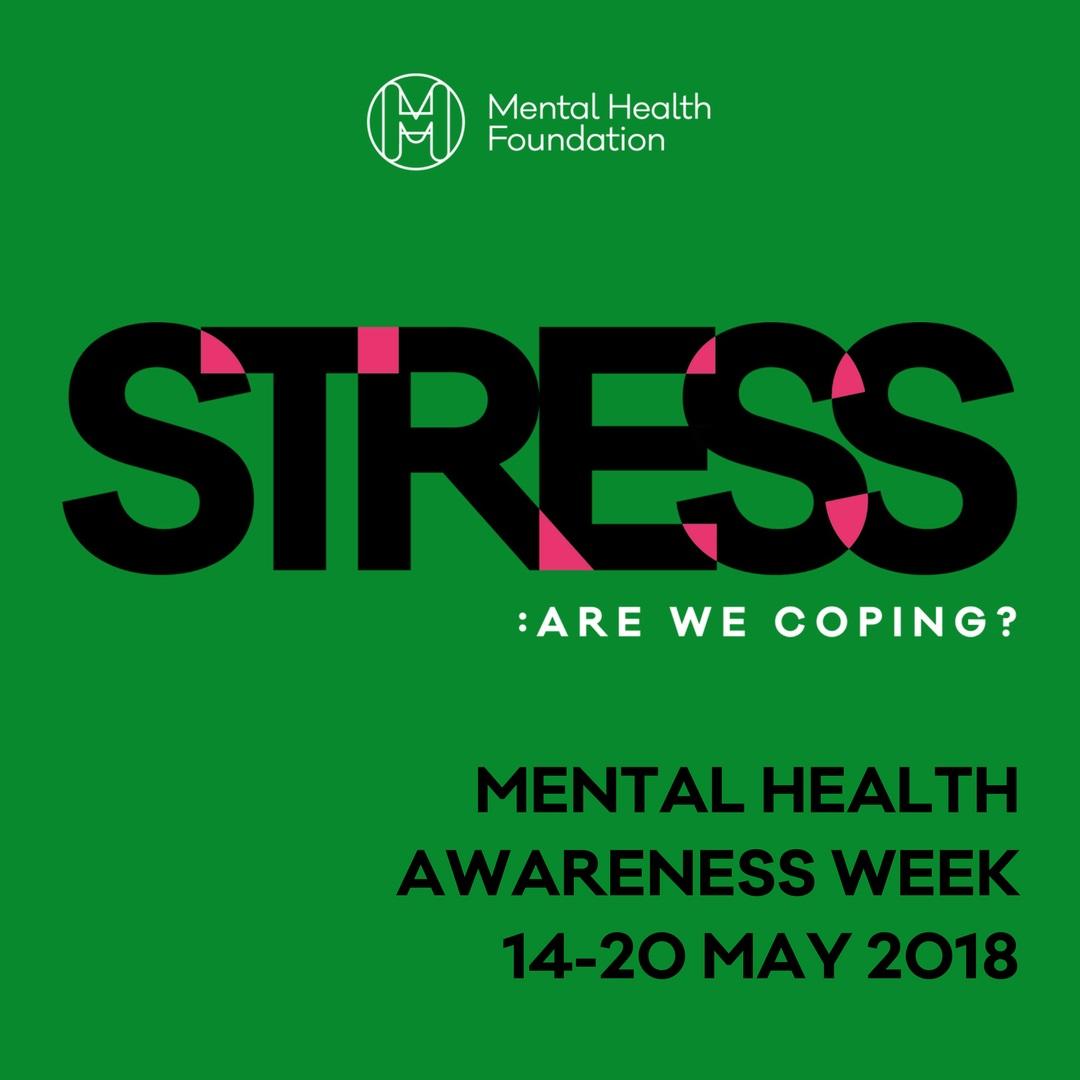 Mental Health Awareness Week 14 20 May