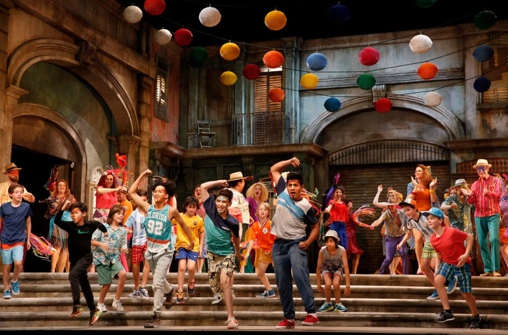 Looking for children to sing in chorus for Bizet's opera Carmen this summer!