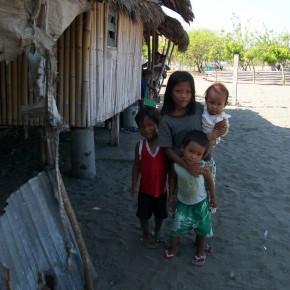 Fishermen's children