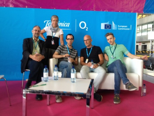 """The future of music is social"" Talk at Campus Party Europe Berlin 2012"