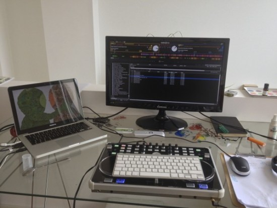 Serato/Itch with Vestax VCI 300 b. BarbNerdy