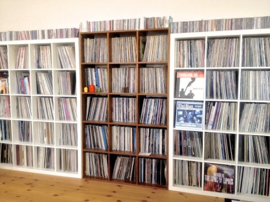vinyl collection BarbNerdy