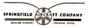 Springfield Aircraft Company Logo