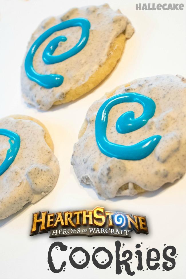 Hearthstone Cookies Pinterest