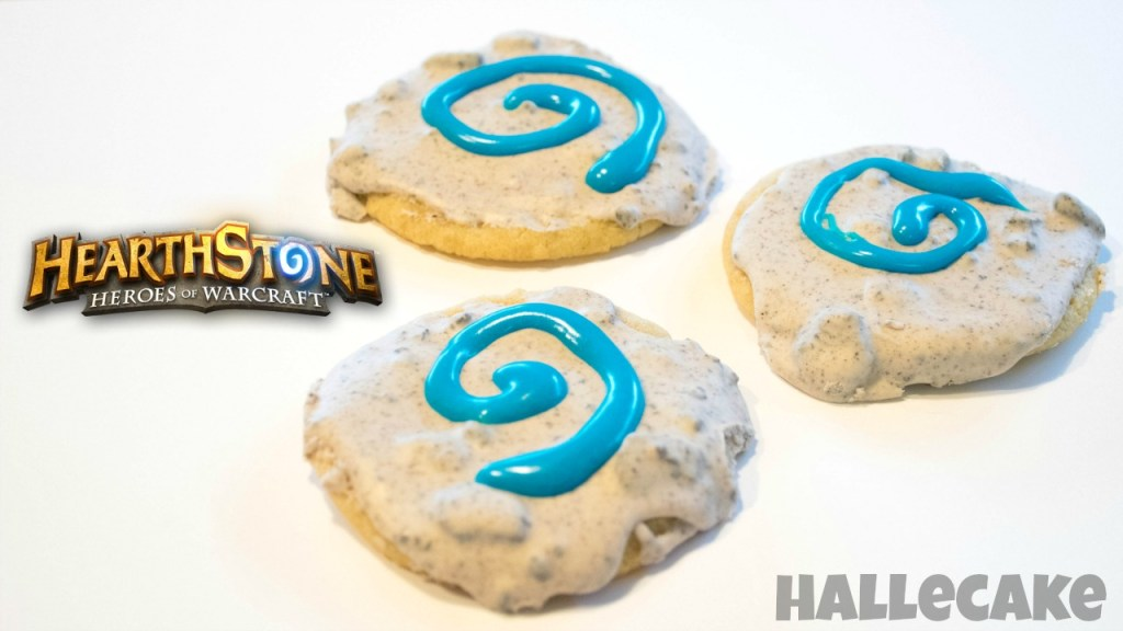 How To Make Hearthstone Cookies