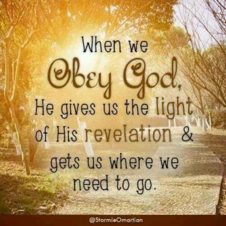 Image result for obey god