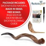 Natural Shofar Plus Ram Gift Guide Package include list