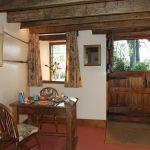 Breakfast time at Harvest Cottage