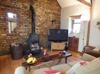 The Saddlery living room