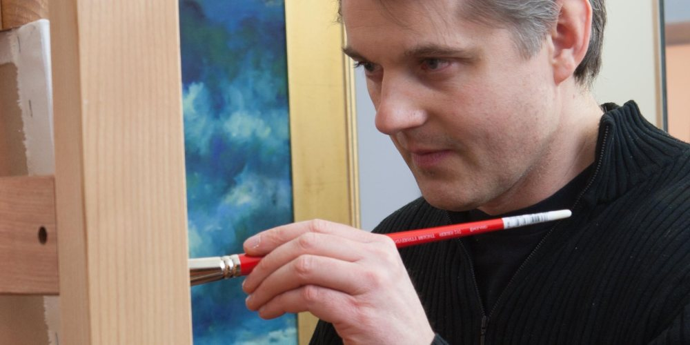 STREAMING VIDEO OIL PAINTING INSTRUCTION MEMBERSHIP
