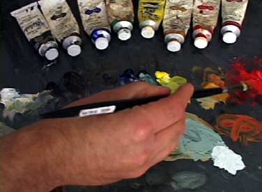Oil Painting Art Supply Stores, Paint Brands