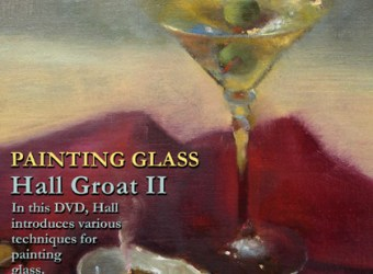 Glass Oil Painting Techniques DVD Video Demonstrations