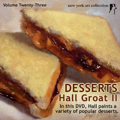 Desserts-Oil-Painting-Instructional-Video