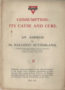Consumption Its Causes and Cure