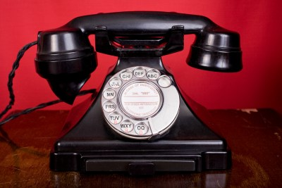 Forties Telephone