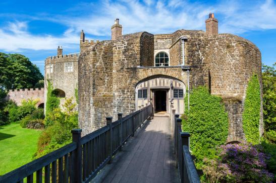 Walmer Castle, a 16thC Device Fort, Kent, England, UK