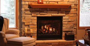 annual service of vented and vent free fireplaces