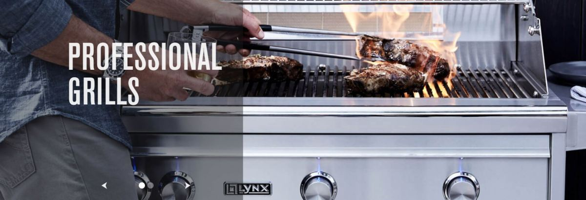 Lynx grills at Halligans