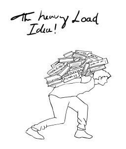 heavy load vector
