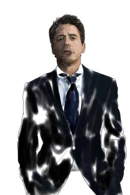 RDJ NEAR COMPLETION