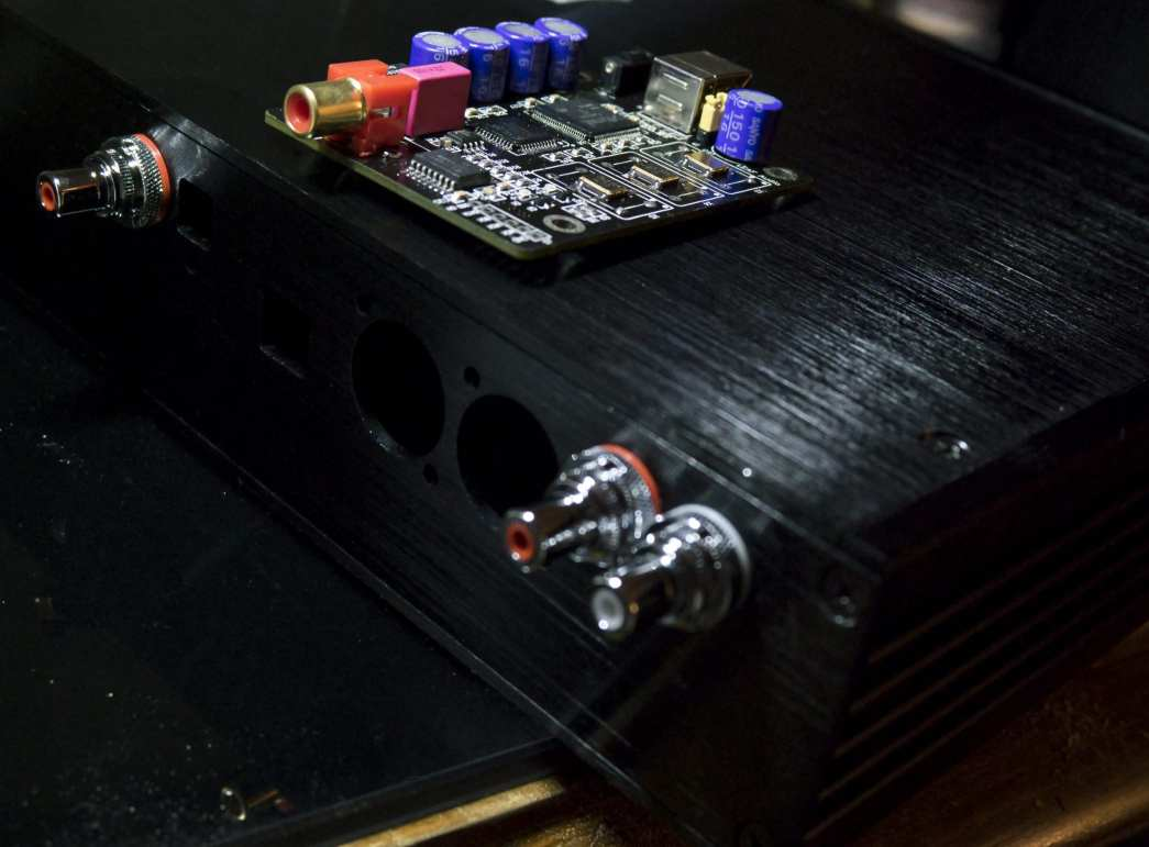 First Pics of DSD Case or Chassis 2