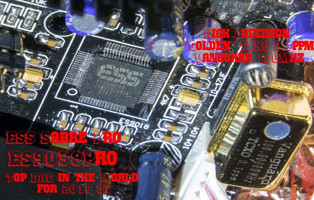 ES9038 Closeup