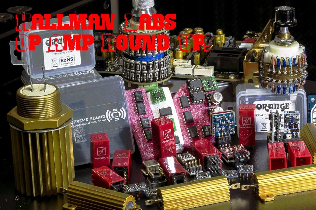 Op-Amp Roundup