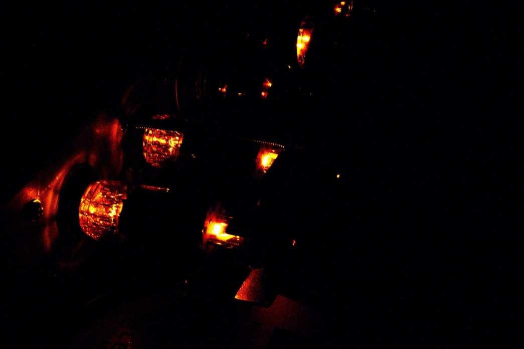 Tubes Glowing 1