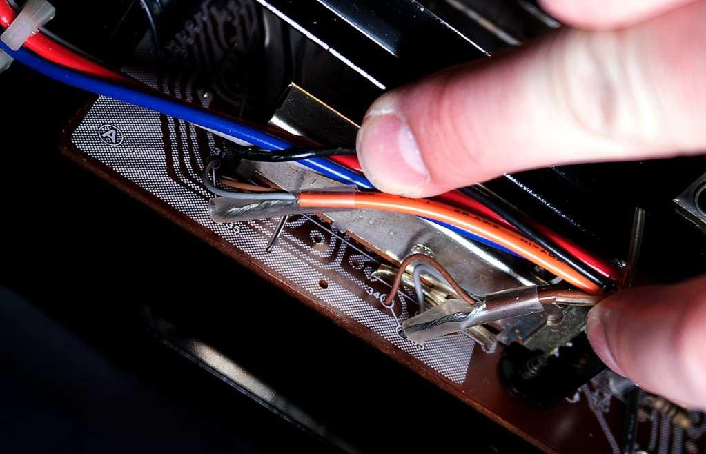 AU-517 Equalizer Board Wiring Help