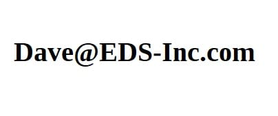 EDS Programmed IC Email
