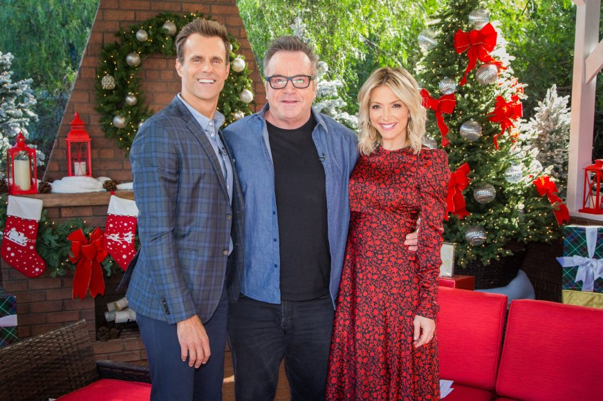 Tom Arnold Interview Home Family