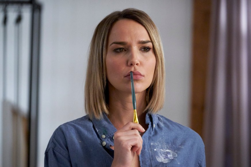 Arielle Kebbel As Jamie On A Brush With Love