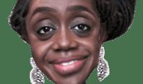 Nigeria's Finance Minister by AbdulRicho 2017