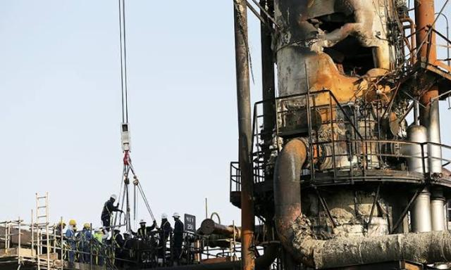 Saudi attack, U.S. import give Nigeria's oil export fresh boost