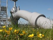 25 km gas pipeline in Aba