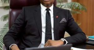 Kennedy Uzoka, CEO, United Bank for Africa