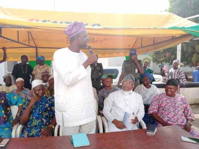 Igede, Igbira, Idoma endorse Oyetola for second term