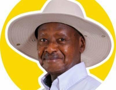 Ugandan President, Yoweri Museveni