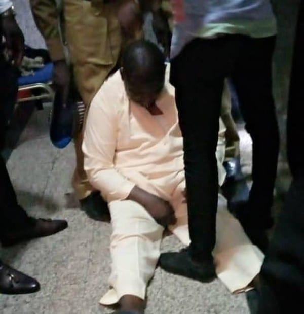 Maina slumps in court