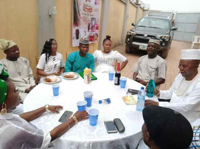 Chief Benjamin Sowho hosts Yoruba Youth Agenda